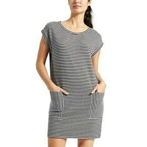 Athleta Ease Up Sweatshirt Dress size XXS
